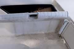 Before Garcia Boat Detailing, Boat Waxing, Polishing - Before 10