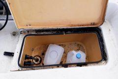 Before Garcia Boat Detailing, Boat Waxing, Polishing - Before 3