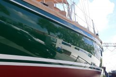 After Boat Polishing and Waxing - After 3