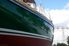 Before Boat Polishing - Before 3