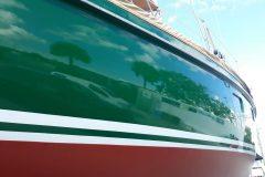 Before Boat Polishing - Before 4