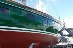 Before Boat Polishing - Before 5