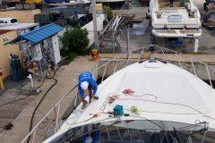 Boat Gelcoat Repair 3