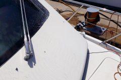 Wet Sanding Gelcoat Repair 5
