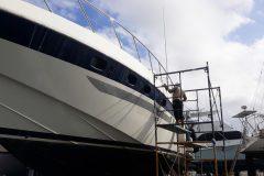 Fiberglass Boat Repair 8