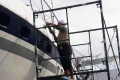 Fiberglass Repair 9