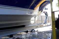 Bottom Painting and Boat Detailing - After 10