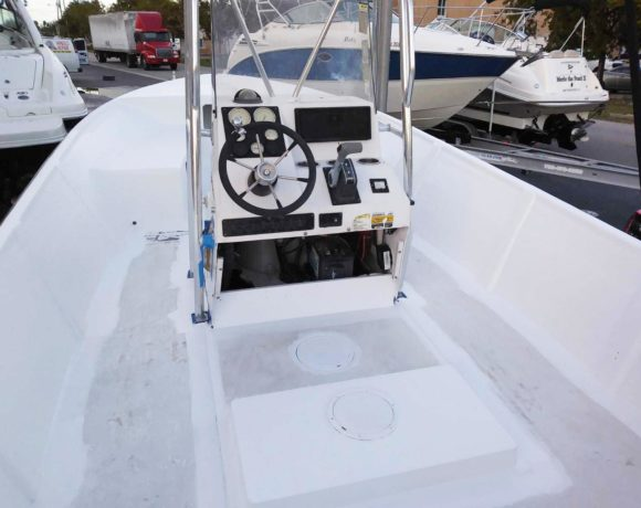Boat Painting in Pompano Beach