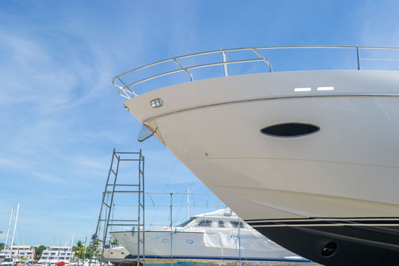 Boat Repair, Painting, and Detailing in Hallandale, FL