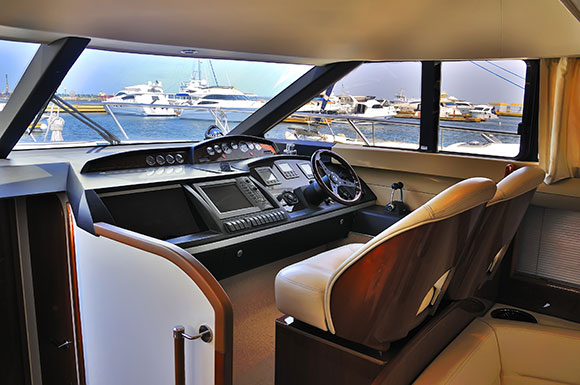 Boat interior cleaning in Fort Lauderdale, FL