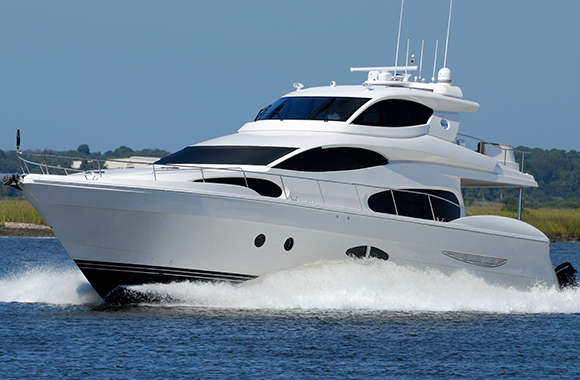 Boat Gelcoat Repairs in Key Biscayne