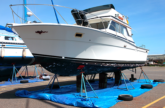 Boat Detailing in North Palm Beach, North Miami Beach, Fort Lauderdale